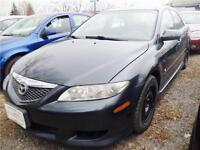 2004 MAZDA 6 GT **LEATHER LOADED! City of Toronto Toronto (GTA) Preview