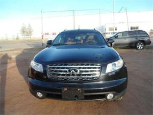 2005 INFINITI FX35/Leather/Sunroof/AWD/Clean Carproof