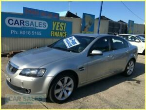 2007 Holden Calais VE V Silver 5 Speed Automatic Sedan Kogarah Rockdale Area Preview