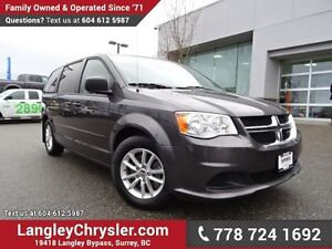 2015 Dodge Grand Caravan SE/SXT ACCIDENT FREE w/ DVD ENTERTAI...