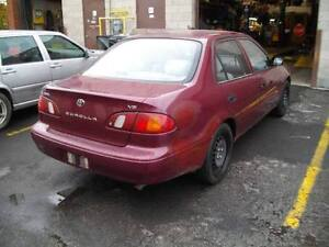 1998 Toyota Corolla VE Other