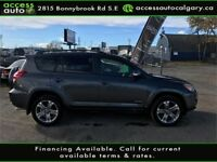 2009 Toyota RAV4 Sport V6 4WD LEATHER SUNROOF SALE Price Calgary Alberta Preview
