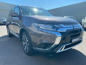 2019 Mitsubishi Outlander ZL MY20 ES AWD Brown 6 Speed Constant Variable Wagon Cardiff Lake Macquarie Area Preview