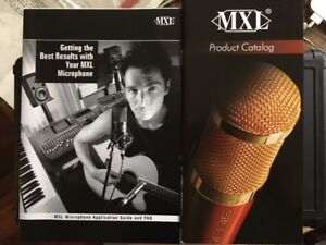 MXL - 770 Large Condenser Microphone (XLR Connection)