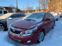 2009 Toyota Corolla S with 139km just in for sale at Pic N Save! Hamilton Ontario Preview