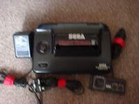 sega master system 2 for sale or swap