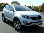 2010 Kia Sportage KM2 MY10 LX Silver 4 Speed Automatic Wagon Chermside Brisbane North East Preview