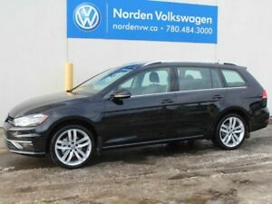 2018 Volkswagen Golf Sportwagen 1.8 TSI Highline 4dr All-wheel D