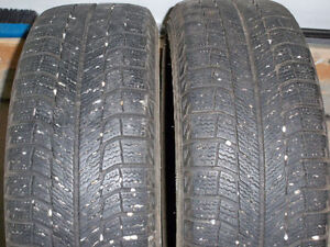 !5 inch rims with good winter tires 205 65/15R
