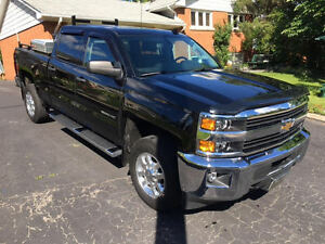 2015 Chevrolet Silverado 2500 HD- LT Crew Cab  Z71 OFF ROAD