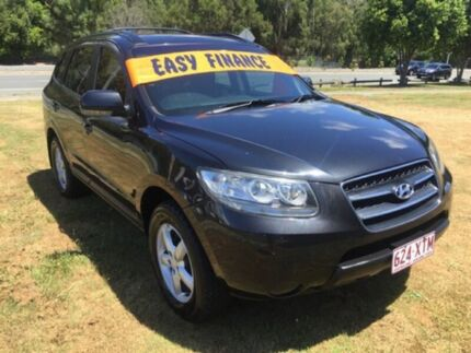 2008 Hyundai Santa Fe CM MY09 Upgrade SX CRDi (4x4) 5 Speed Manual Wagon Clontarf Redcliffe Area Preview