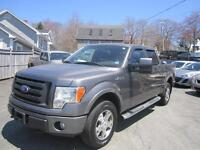 2010 Ford F-150 FX4, Supercrew, 5.4L v8, Leather, Console Shift