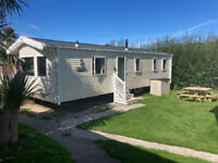 2 and 3 bedroom caravans to rent in Newquay 3 Minutes drive from the beach