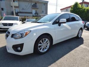 2014 SUBARU IMPREZA 2.0I TOURING HATCHBACK (AUTOMATIQUE, FULL!!)