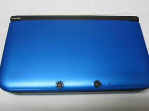 *****BLUE NINTENDO 3DS XL + MANY GAMES AVAILABLE*****