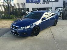 2008 Ford Falcon FG G6 Blue 5 Speed Automatic Sedan Beckenham Gosnells Area Preview