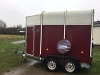 Ifor Williams Hunter 505R 2002 Trailer