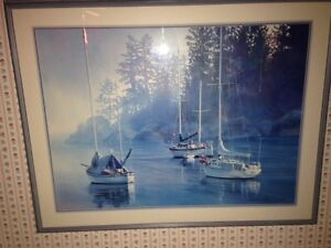 KIFF HOLLAND  Custom Framed North Shore Greater Vancouver Area image 2