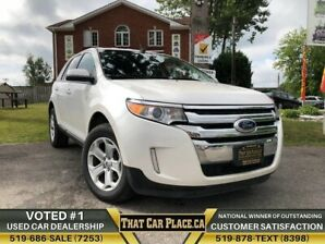 2014 Ford Edge SEL-HeatdSts-Bluetooth-SYNC-PwrOptns-Cruise