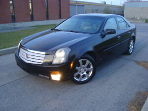 2007 CADILLAC CTS SEDAN AUTO PRIVATE SALE ''TAX INCLUDED''