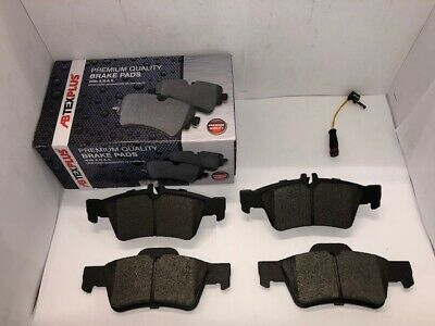 Rear Brake Pads + Sensor Fits Mercedes S-Class 2006-2014...W221