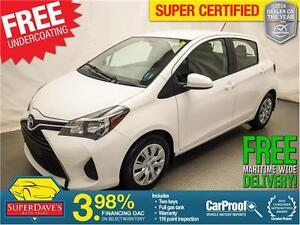 2015 Toyota Yaris LE *Warranty*