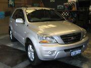 2007 Kia Sorento BL EX Silver 5 Speed Tiptronic Wagon Fremantle Fremantle Area Preview