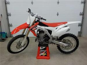 HONDA CRF 450 R 2014 TWIN PIPE SPECIAL  $29.41/SEMAINE