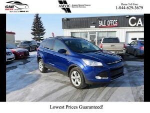 2013 Ford Escape 4X4, Bluetooth, Back up camera
