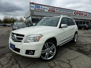 2010 Mercedes-Benz GLK350 4 MATIC BLUETOOTH CERTIFIED E-TESTED