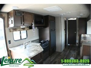 2016 Forest River Cherokee Grey Wolf 29DSFB Travel Trailer Windsor Region Ontario image 5
