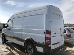2012 Mercedes Benz Sprinter Van SPRINTER 2500-LowROOF-MID LENGTH