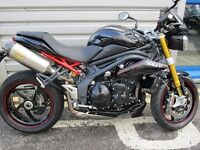 Speed Triple R ABS 1050