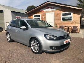 VW GOLF 2.0 GT TDI 140 DSG AUTOMATIC 2009