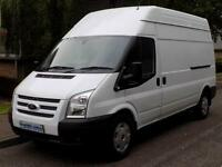 62(13) FORD TRANSIT 2.2 FWD 350 LWB HIGH ROOF 125 BHP 6 SPEED EURO 5 HIGH SPEC