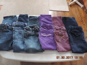Girl's Size 6 Jeans & Pants