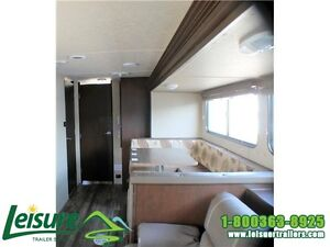 2016 Forest River Cherokee Grey Wolf 29DSFB Travel Trailer Windsor Region Ontario image 14