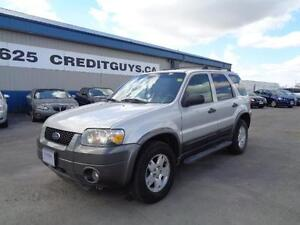 2006 Ford Escape XLT 3.0L 6CYL AUTO AWD