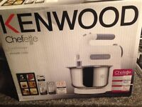 Brand new Handmixer KENOOD Chefeffe. Model-HM 680 350 W