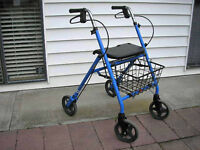 Excellent Dolomite Primo 2000 Rollator Walker For Sale