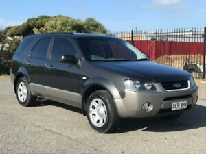 2009 Ford Territory SY MY07 Upgrade TX (RWD) Grey 4 Speed Automatic Wagon
