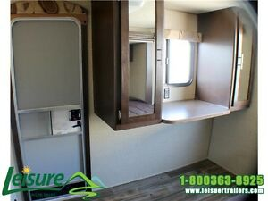 2016 Forest River Cherokee Grey Wolf 29DSFB Travel Trailer Windsor Region Ontario image 15