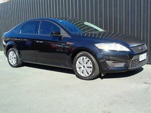 2009 Ford Mondeo MB LX Black 5 Speed Automatic Hatchback Chifley Woden Valley Preview