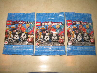 Lego Minifigures - Sealed Mystery Blind Bag Lots and Singles - U PICK **LOOK**
