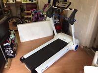 Reebok I-Run Folding Running Machine/Treadmill