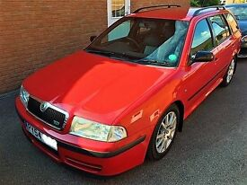 Skoda Octavia VRS Estate - Fresh Service