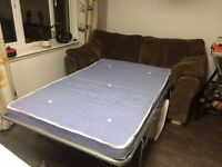 Sofa bed for sale, in excellent condition. Buyer must uplift from Oban.