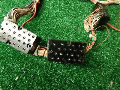 Ge Mastr Ii Master Uhf Vhf Radio Repeater Back Plane Wiring Harness Bs-2
