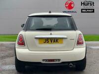 2013 MINI HATCHBACK 1.6 One 3Dr Hatchback Petrol Manual
