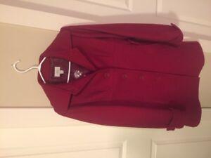 Ladies/Girls Pea Coat style Jacket. NEW!!!